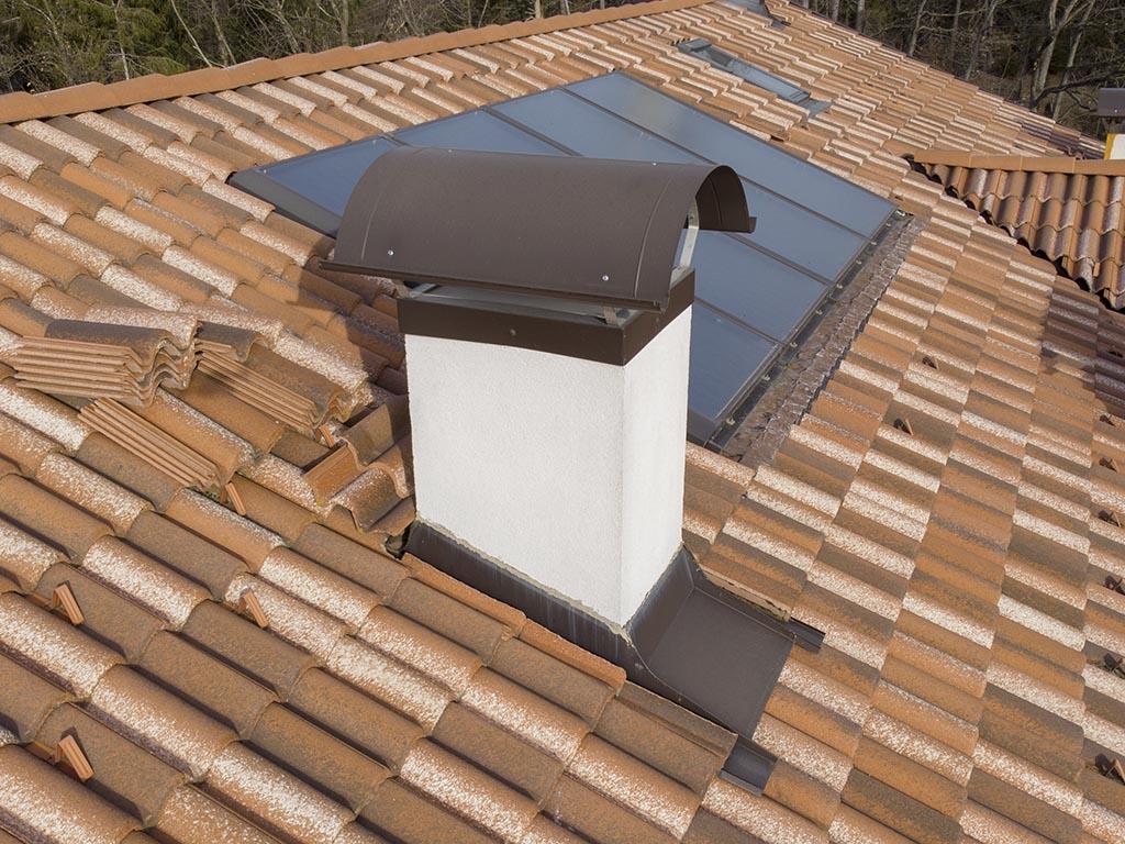 Ispezione tetti con drone - Condomini